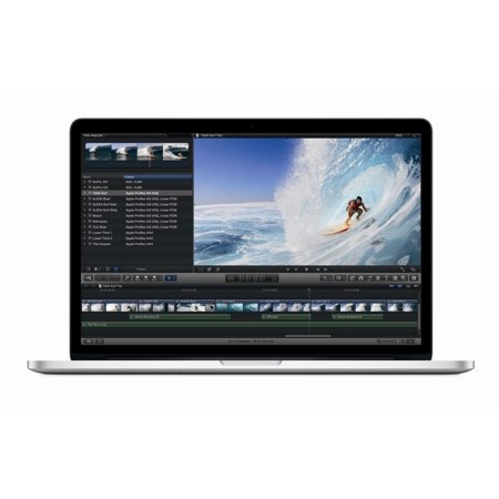 Refurbished Apple A Grade Macbook Pro 13.3-inch Laptop (Retina) 3.0Ghz Dual Core i7 (Early 2013) A1425-30i7 256 GB SSD 8 GB Memory 2560x1600 Display macOS Sierra Power Adapter