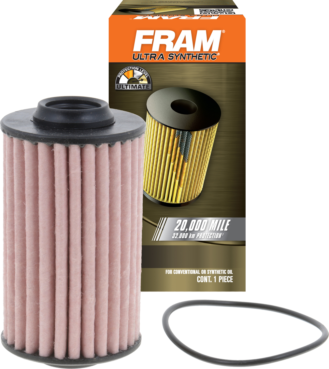 FRAM Ultra Synthetic Oil Filter, XG8765