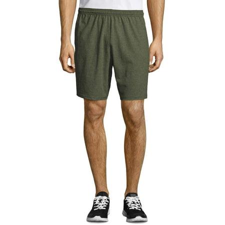 Mens Durasheen Shorts (Hanes Men's Jersey Pocket Shorts)