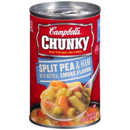 Campbell's Chunky Split Pea with Ham Soup
