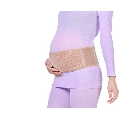 Pregnancy Belly Band, Maternity Support Belt for Back Hip Pelvic Pains (Best Maternity Support Belt For Pelvic Pain)