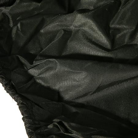 V Hull Fish Ski 20 21 22 Boat Trailerable Cover Beam 100  Black Color