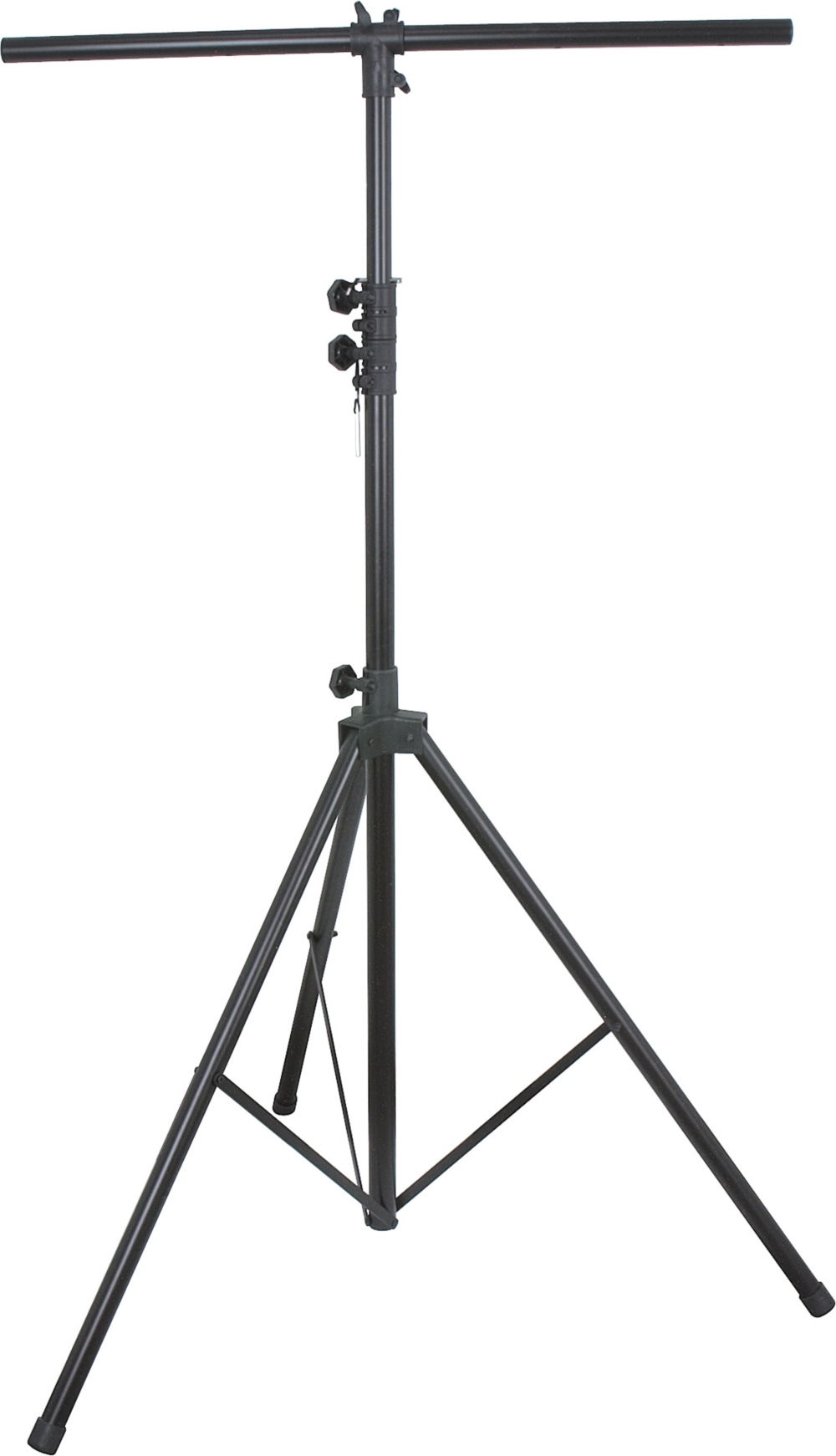 Musician's Gear Lighting Stand Black by Musician's Gear