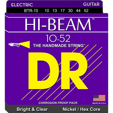 DR Strings Hi-Beams Electric Guitar Strings (Dr String Hibeam)
