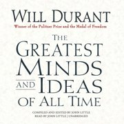 The Greatest Minds and Ideas of All Time - Audiobook