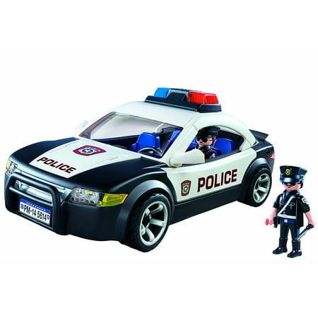 PLAYMOBIL Police Cruiser - Kids Police Gear