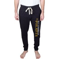 Pittsburgh Pirates Pendulum Tapered Jersey Pants - Charcoal