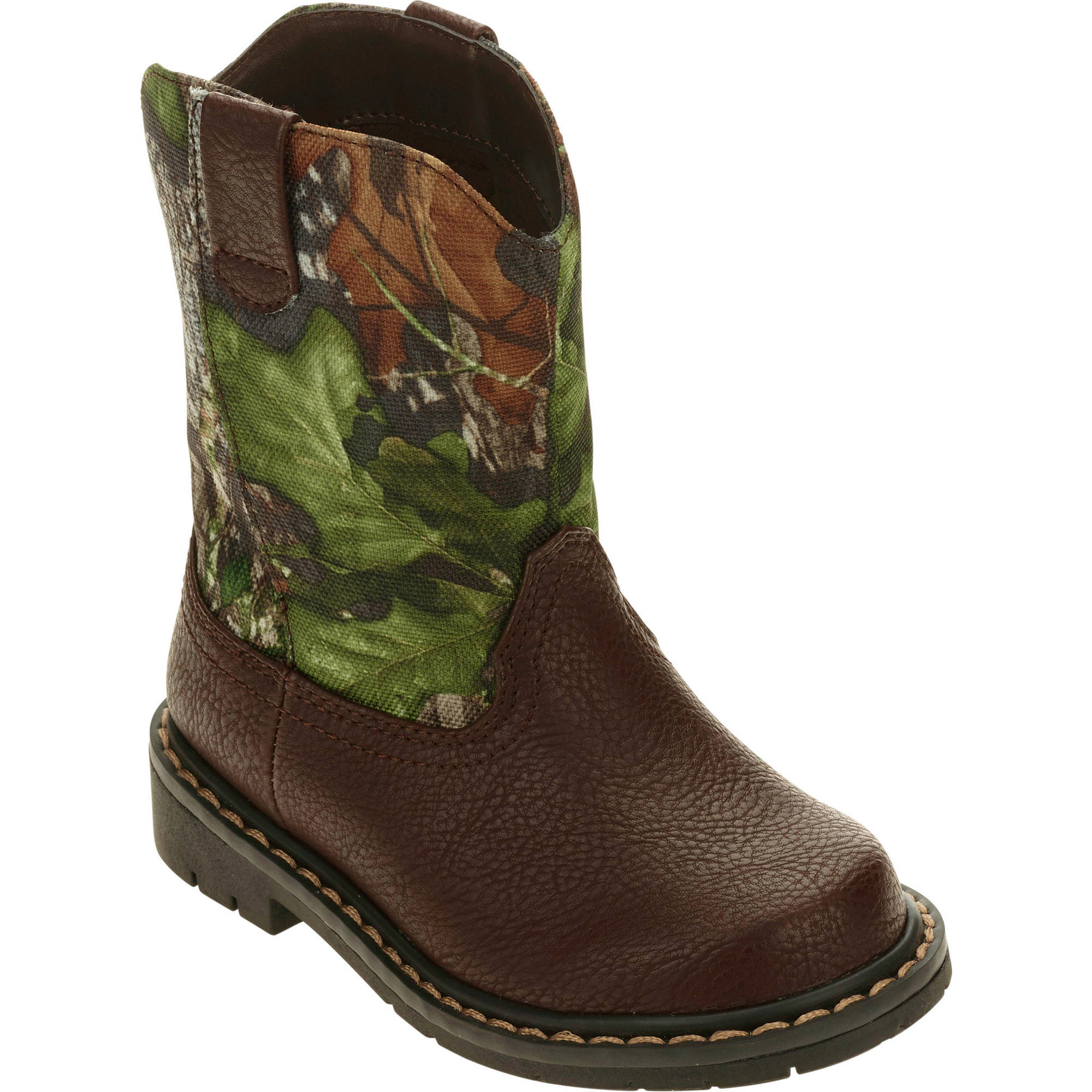 Faded Glory Toddler Boys Pull On Boot