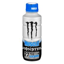 Energy & Sports Drinks: Muscle Monster
