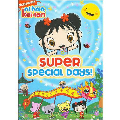 Ni Hao, Kai-Lan: Super Special Days (Full Frame)