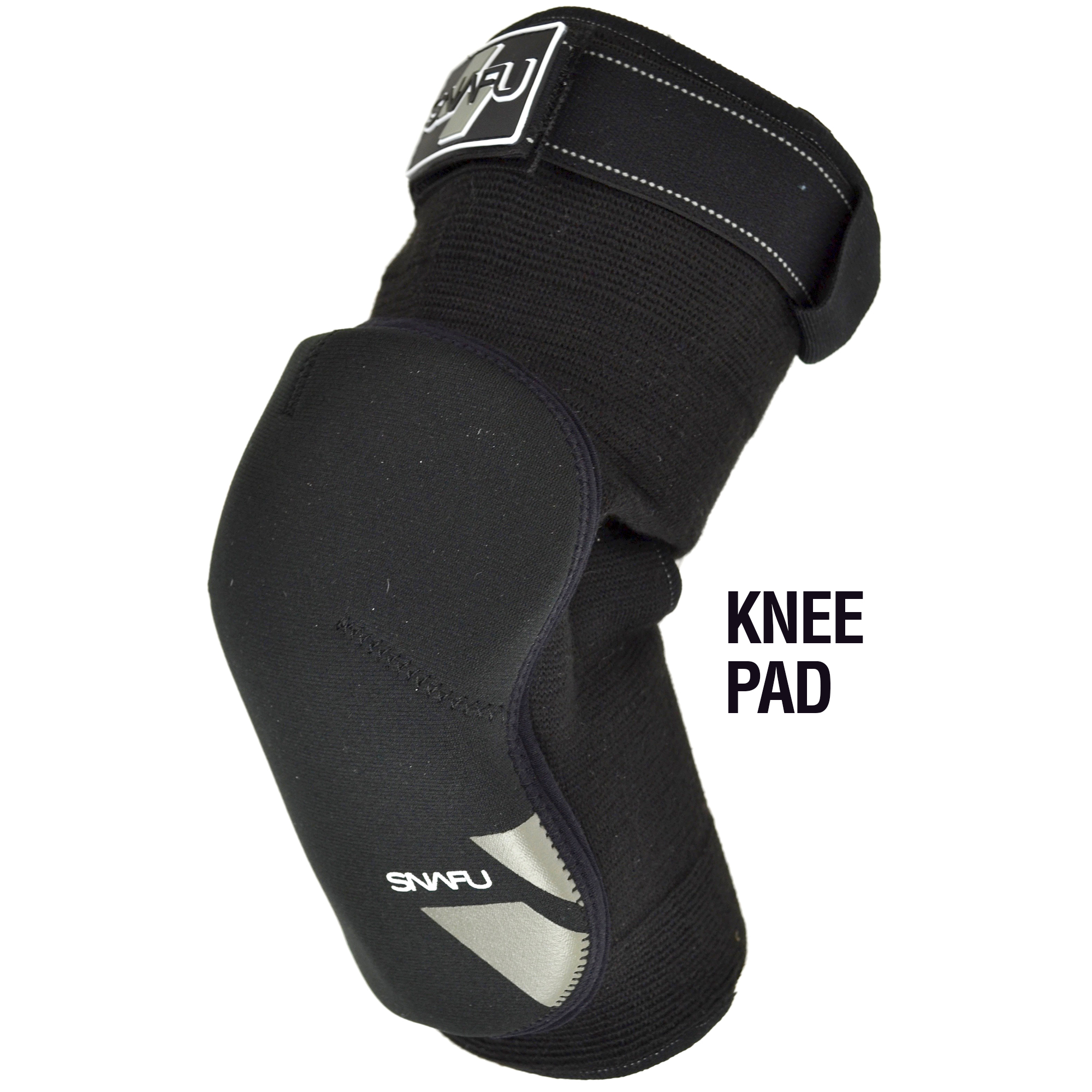 Shin Guard SNAFU BMX Pad Black//Grey
