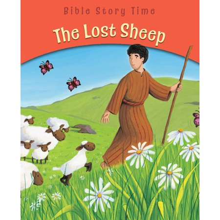 The Lost Sheep - eBook - The Lost Sheep Parable