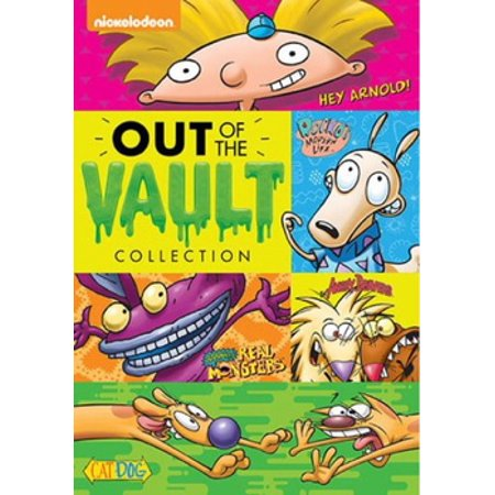 Nickelodeon: Out of the Vault Collection (DVD)