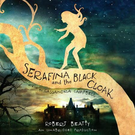 Serafina and the Black Cloak - Audiobook (Author Of Serafina And The Black Cloak)