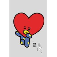 Kpop BTS BT21 TATA PlanetBT NoteBook For Boys And Girls : College Ruled Lined Blank School or Personal Journal For ARMYs