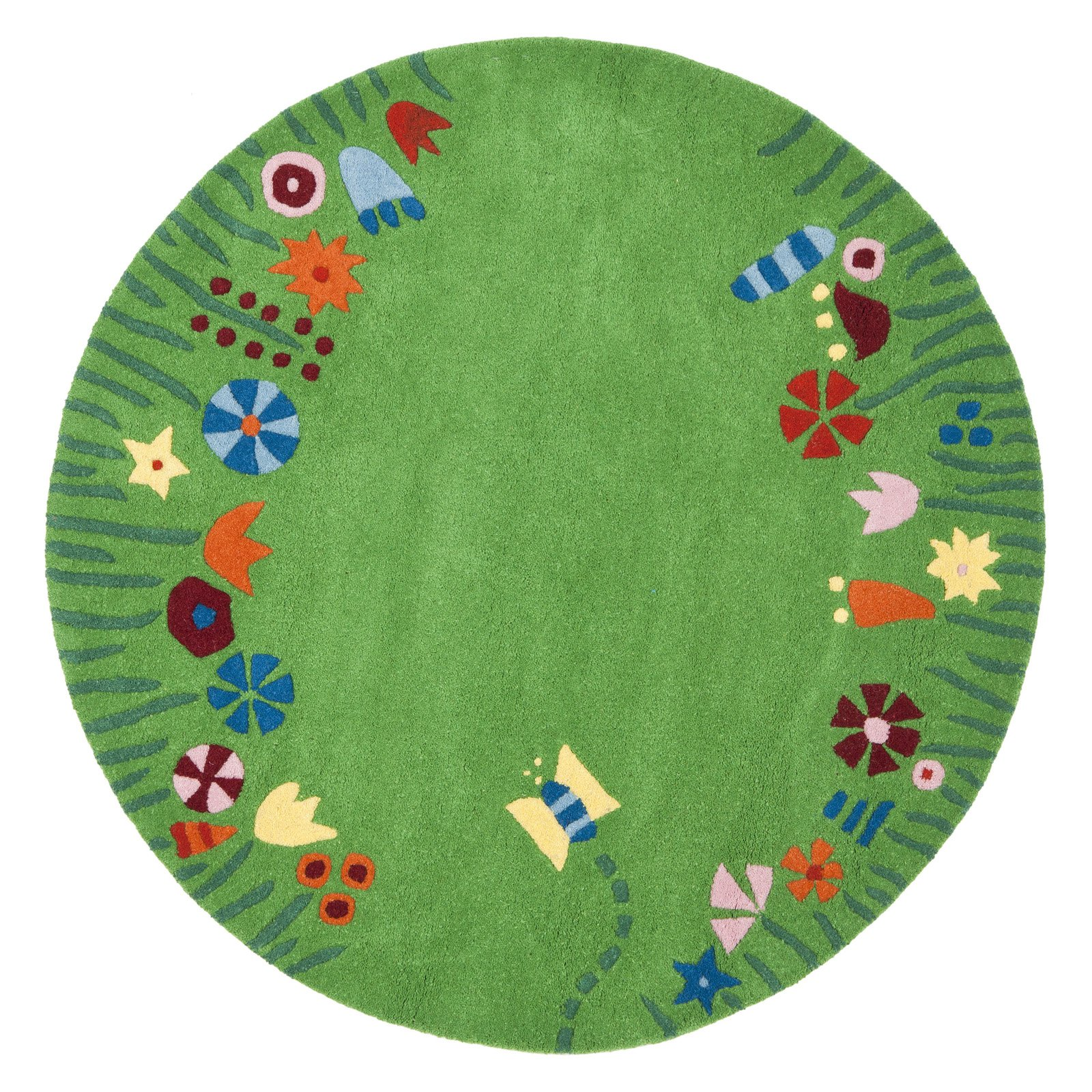 Safavieh Kids Topher Play Grass Area Rug