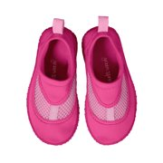 i play. by green sprouts Baby & Toddler Water Shoes | Protects Toddler's feet in & Near Water Pink Size 7