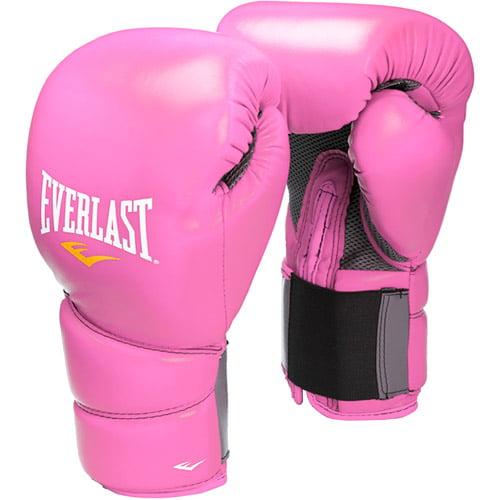 Everlast Protex2 12oz Womens Pink Training Gloves MMA 3112P