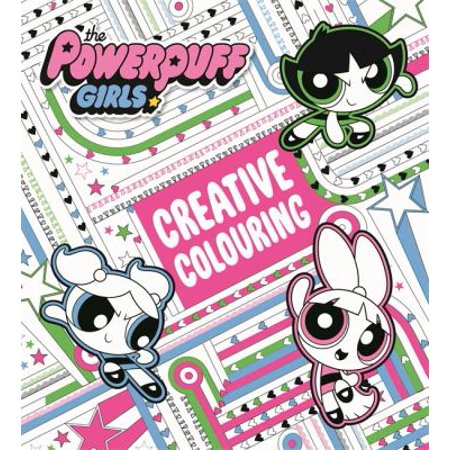 POWERPUFF GIRLS CREATIVE COLOURING](Powerpuff Girls Feet)