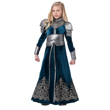 Girls Medieval Costume (Girl's Medieval Warrior)