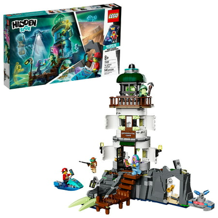 LEGO Hidden Side The Lighthouse of Darkness 70431 Augmented Reality (AR) Experience for Kids (540 Pieces)