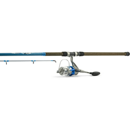 - Hurricane Bluefin Surf 10' 2-Piece Combo with Spinning 20-40 Size 70 Reel