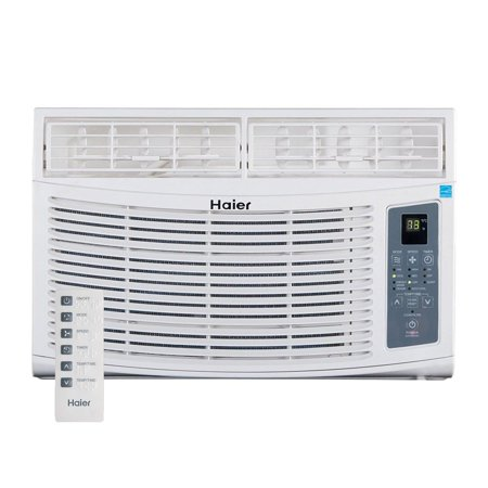 Haier Energy Star 5,400 BTU 12.1 CEER 150 SF Window Air Conditioner ESA405R ()