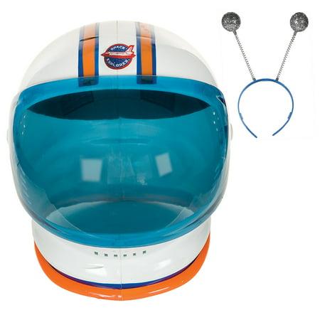 Realistic Astronaut Costume (Party City Adult Astronaut Helmet Costume)