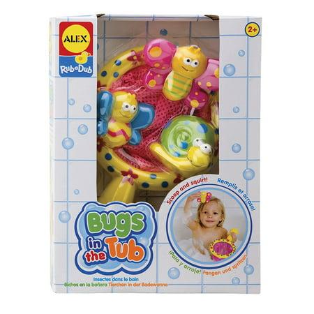 (ALEX Toys Rub a Dub Bugs in the Tub)