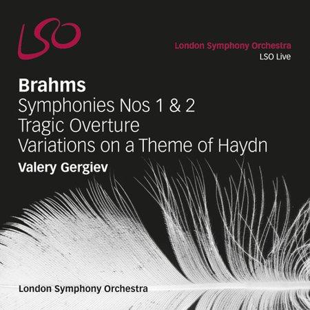 J. Brahms - Brahms: Symphonies Nos. 1 & 2; Tragic Overture; Variations on a Theme of Haydn