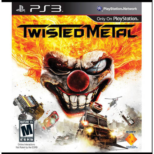 Twisted Metal (PS3) - Pre-Owned