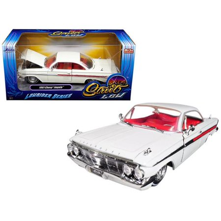 1961 Chevrolet Impala White