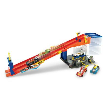 Rage Wheels (Hot Wheels Rooftop Race Garage)