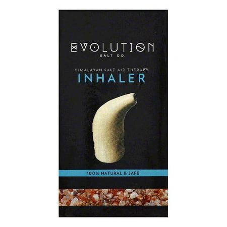 Salt Air Inhaler Kit (Evolution Salt Himalayan Salt Air Therapy Inhaler, 1)