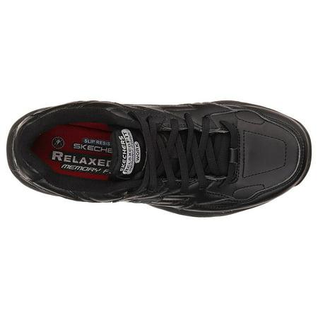 Skechers Work Women's Relaxed Fit Felton - Albie Slip Resistant Work Shoes