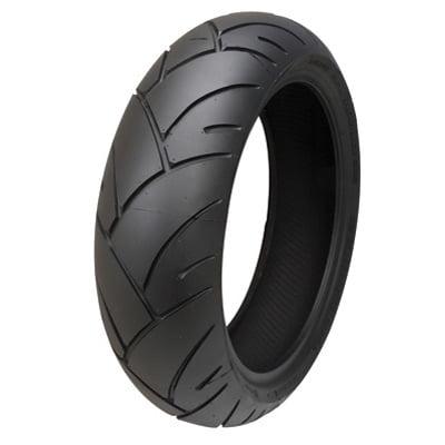 170/60ZR-17 (72W) Shinko 005 Advance Rear Motorcycle Tire For Yamaha, BMW, Buell, Thunderbolt, Lightning, Ducati, Harley-Davidson, Honda, Kawasaki, Suzuki, Marauder, Triumph