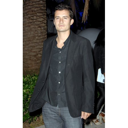 Orlando Bloom At Arrivals For Nakheel And The Trump Organization Introduce Trump International Hotel & Tower Dubai The Tar Estate Bel Air Ca August 23 2008 Photo By Dee CerconeEverett Collection Celeb ()