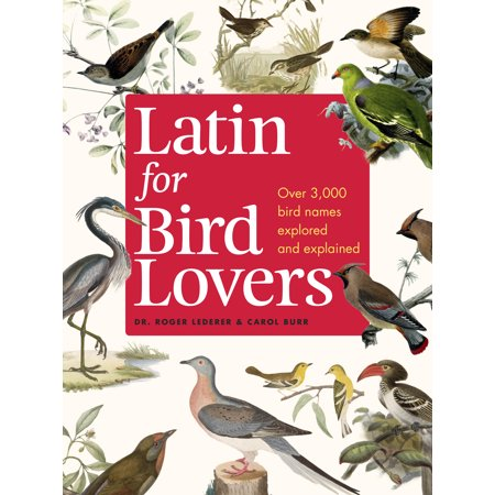 Latin for Bird Lovers - Hardcover ()