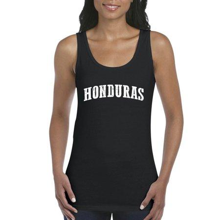 What To Do In Honduras Caribbean Cruise Deals Travel Map Honduran Flag Womens Tank Top Clothes