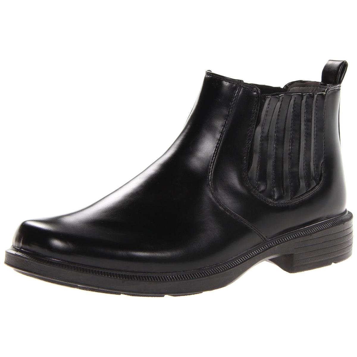 Click here to buy Deer Stags Hoffman Mens Black Boots by Deer Stags.