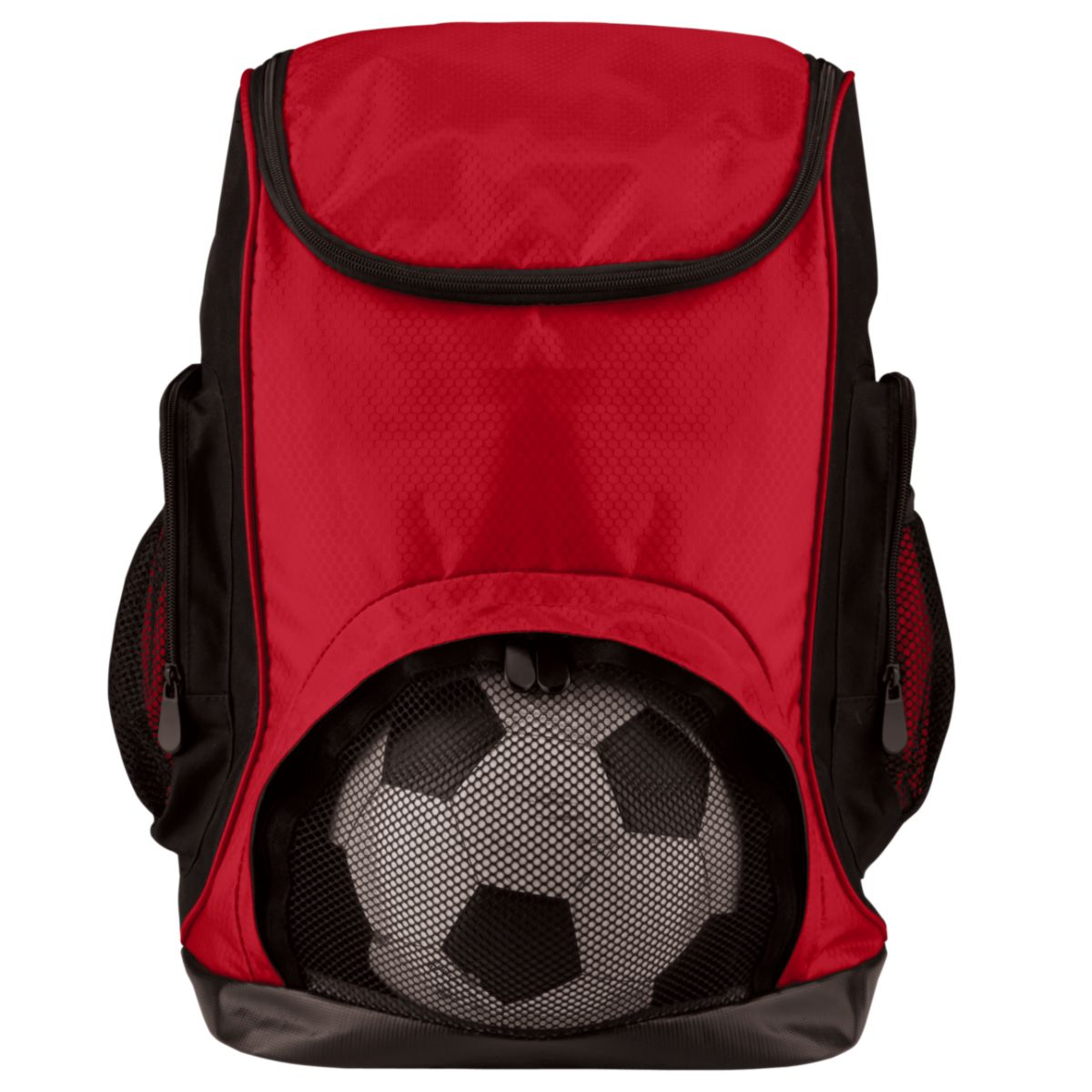 Universal Backpack RED/BLACK OS