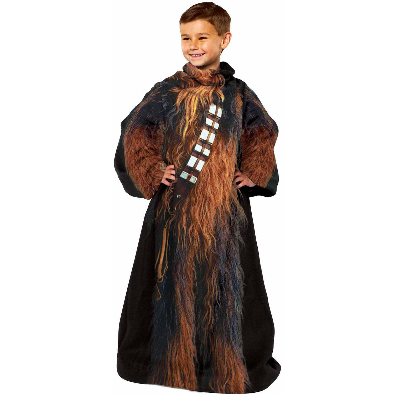 "Star Wars ""Being Chewbacca""Youth Comfy Throw"