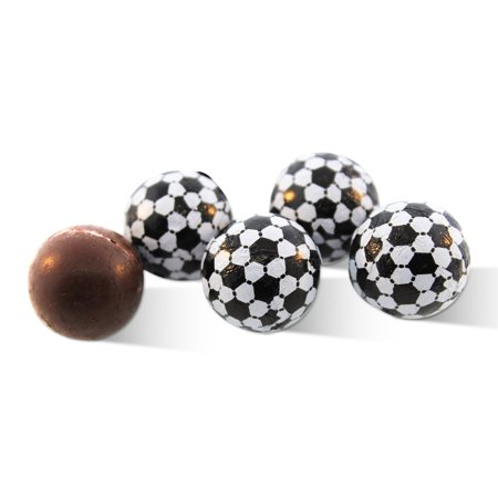 Crest of Holland, Milk Chocolate Tennis Balls (1.100 Lbs)