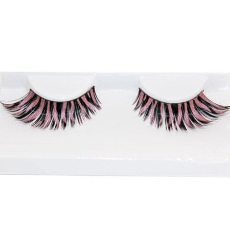 Mosunx Women Halloween Stage Party Makeup Artistic False Eyelashes - Artistic Makeup Halloween