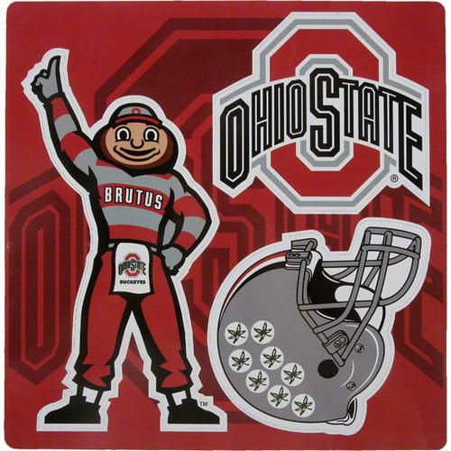 NCAA - Ohio State Buckeyes Magnet Sheet