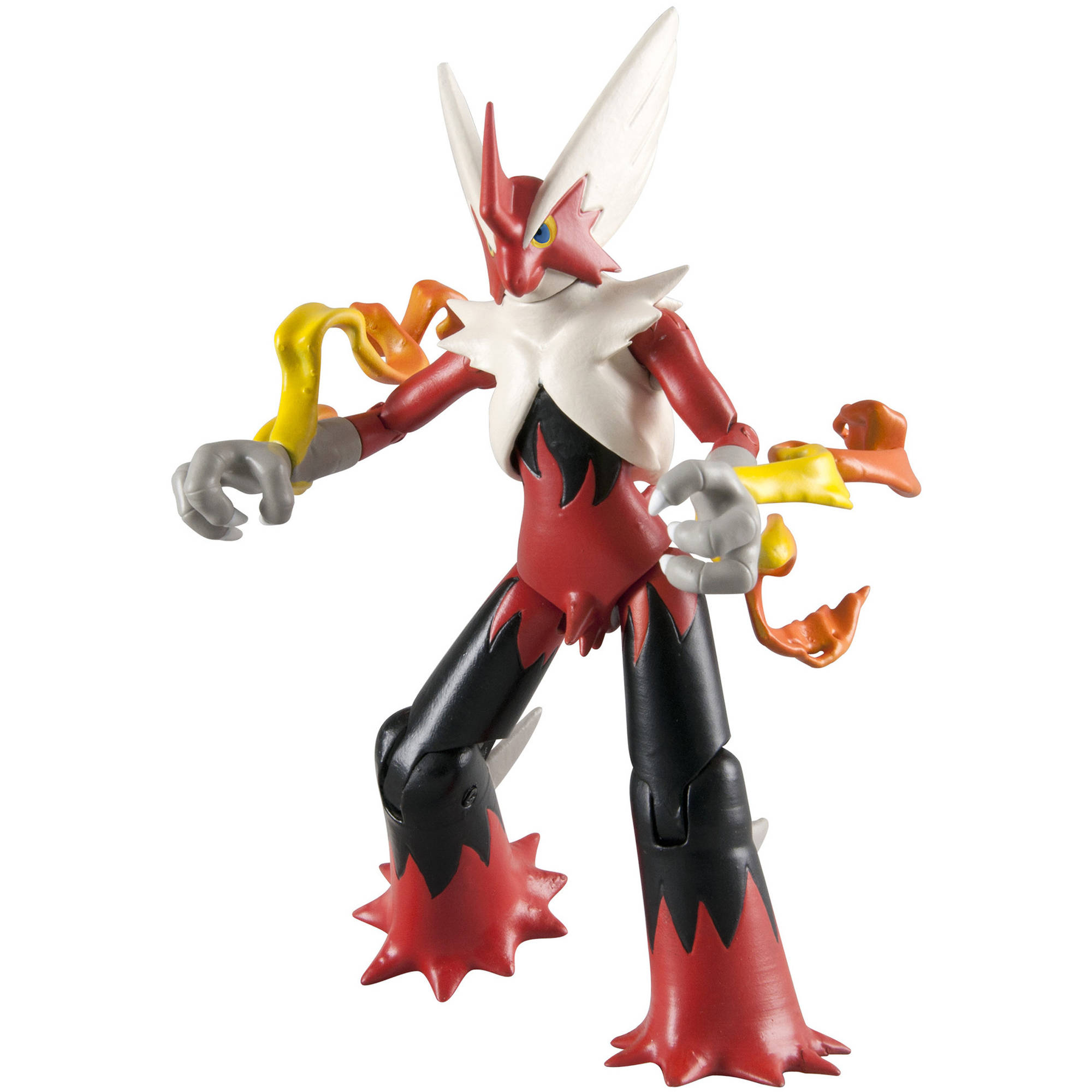 TOMY Pokemon Action Figures Mega Blaziken
