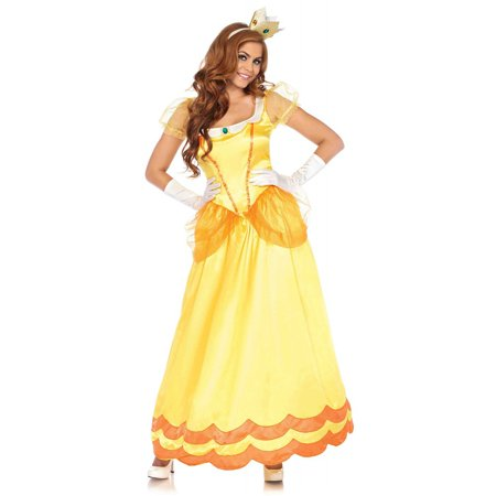 Leg Avenue Women's Yellow Sunflower Princess Costume](Leg Lamp Costume)