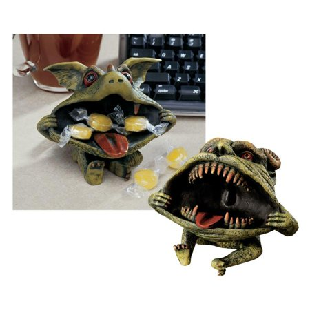 Design Toscano Desktop Gothic Goblins (Set Includes: Dieter the Dragon & Thaddeus the Troll)