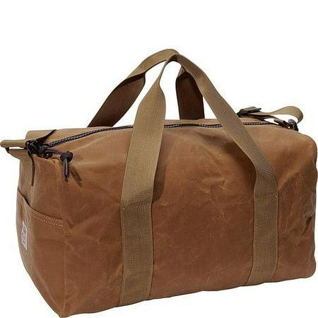 Filson 70110 Tin Cloth Duffle Bag Small Tan