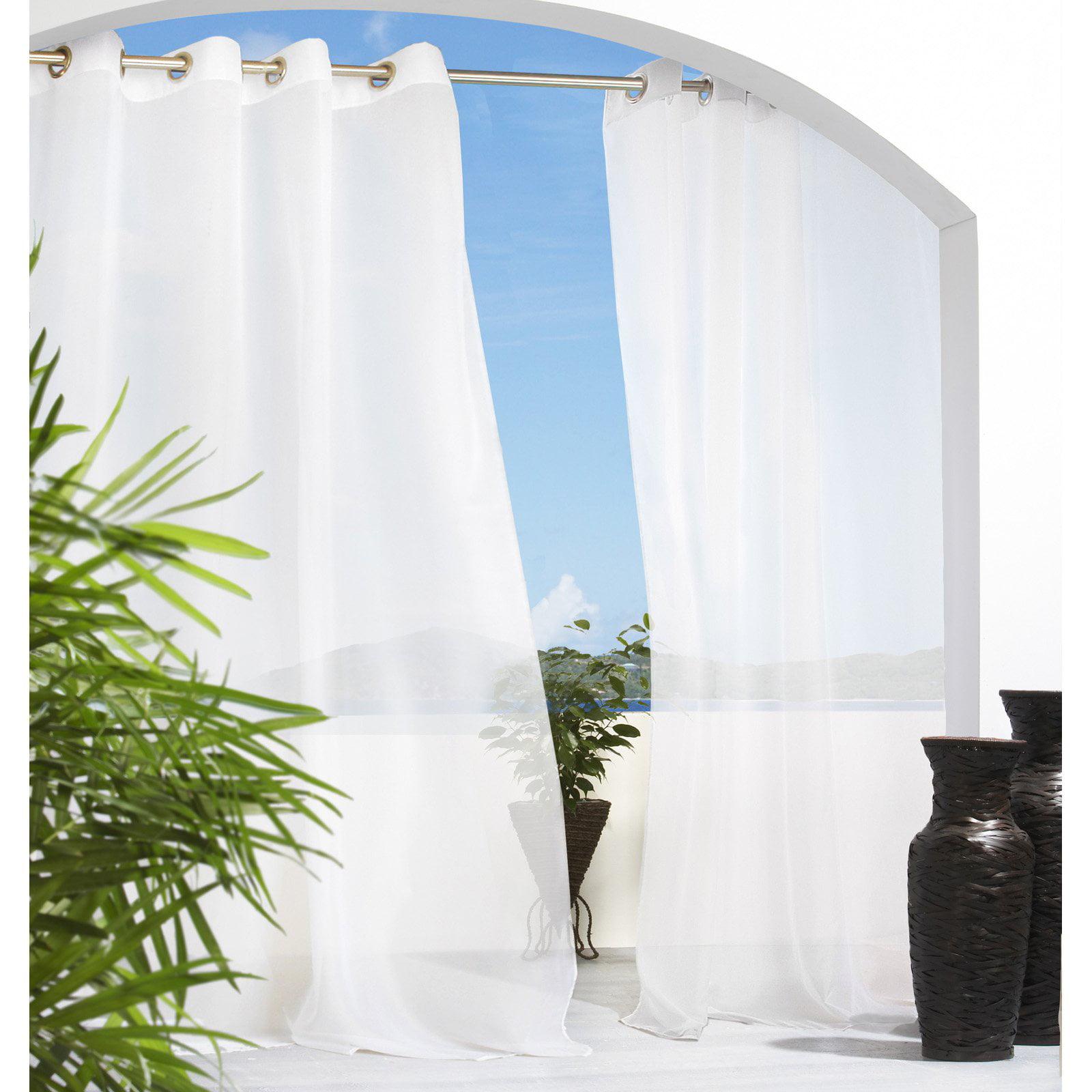 Sheer outdoor curtains - Sheer Outdoor Curtains